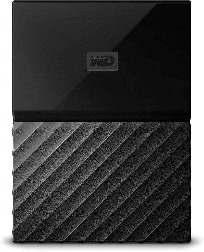 Външен хард диск WD My Passport 4TB