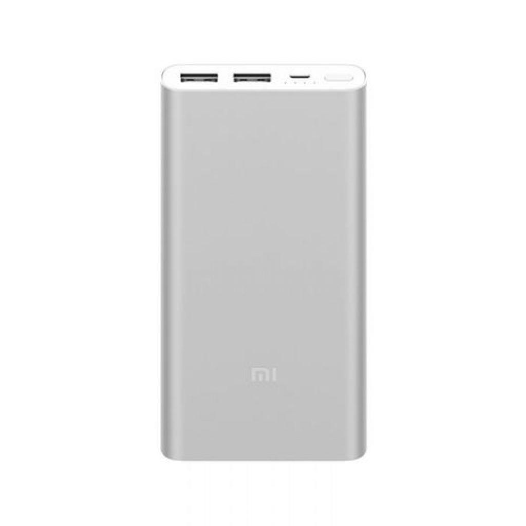 Външна батерия Xiaomi Mi Power Bank 2S, 10000 mAh