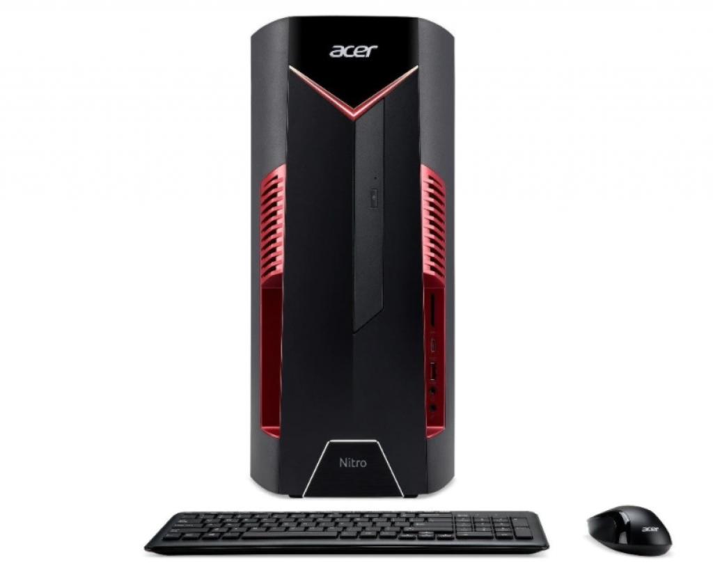 Acer Nitro N50-600 Tower с процесор Intel Core i5-8400