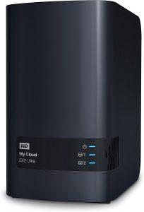 WD My Cloud Expert Series EX2 Ultra Network Storage 16TB
