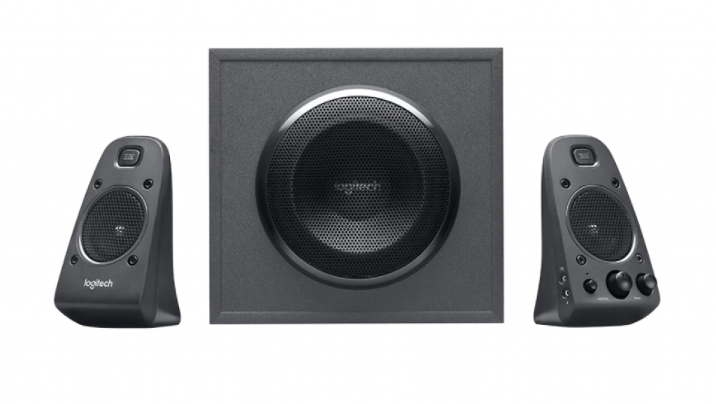 Тонколони Logitech Powerful THX Sound Z625 2.1
