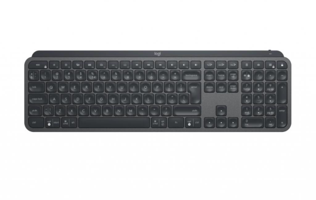 Безжична клавиатура Logitech MX Keys