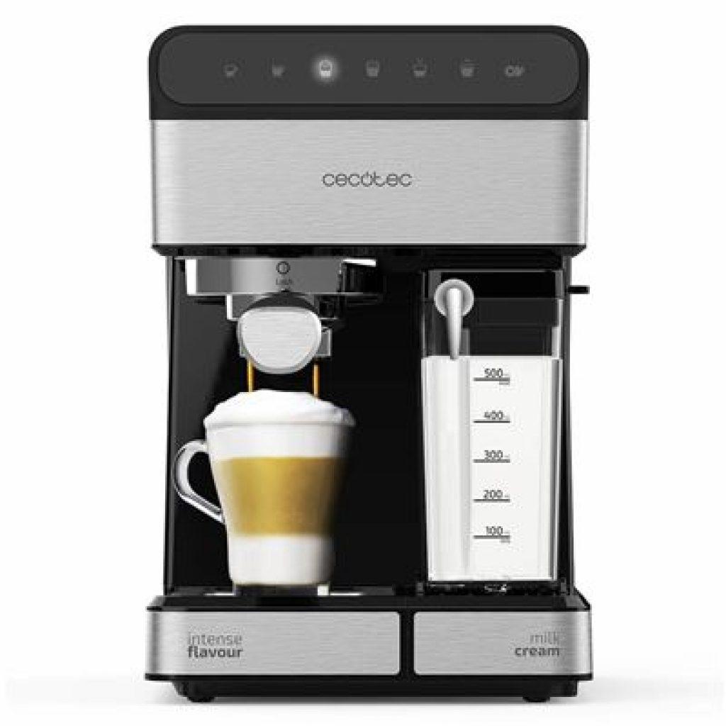 Кафемашина Cecotec 1558 Instant 20 Touch Nera Semi