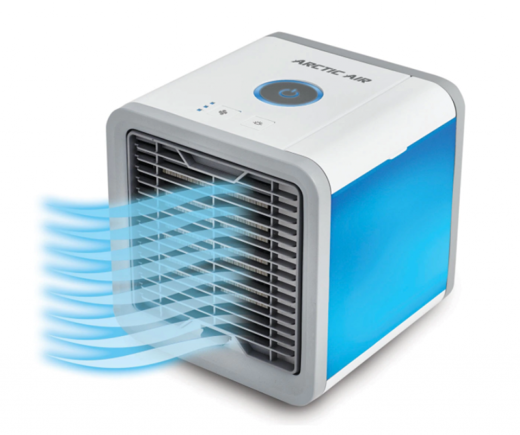 Мини охладител за въздух Amio USB охлаждане
