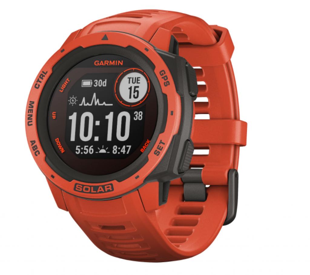 Смарт часовник Garmin Instinct Solar