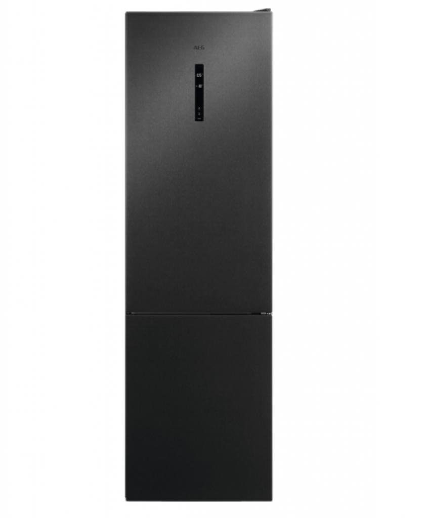 Хладилник с фризер AEG RCB736E5MB