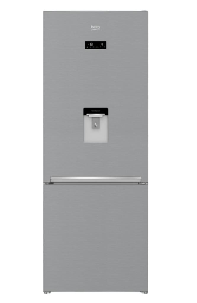 Хладилник с фризер Beko RCNE560E40DZXBN