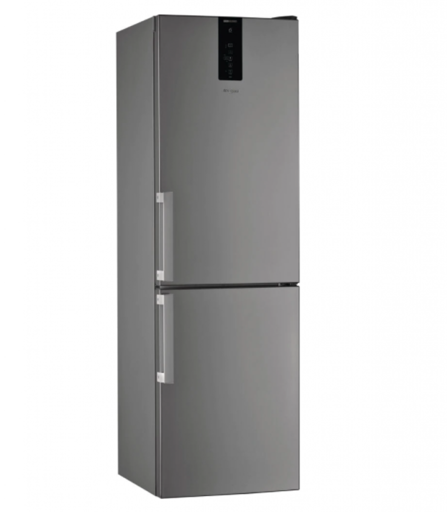 Хладилник с фризер Whirlpool W9 821D OX H