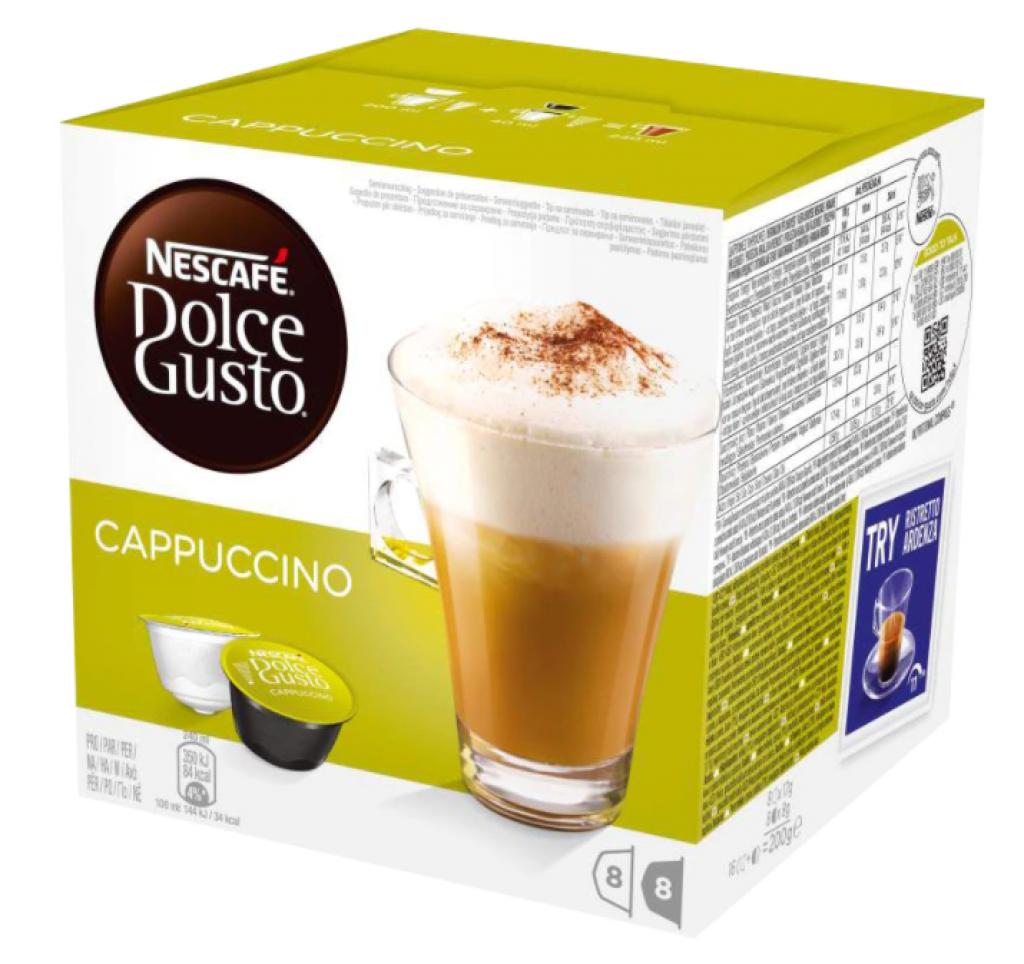 Капсули Долче Густо Cappuccino