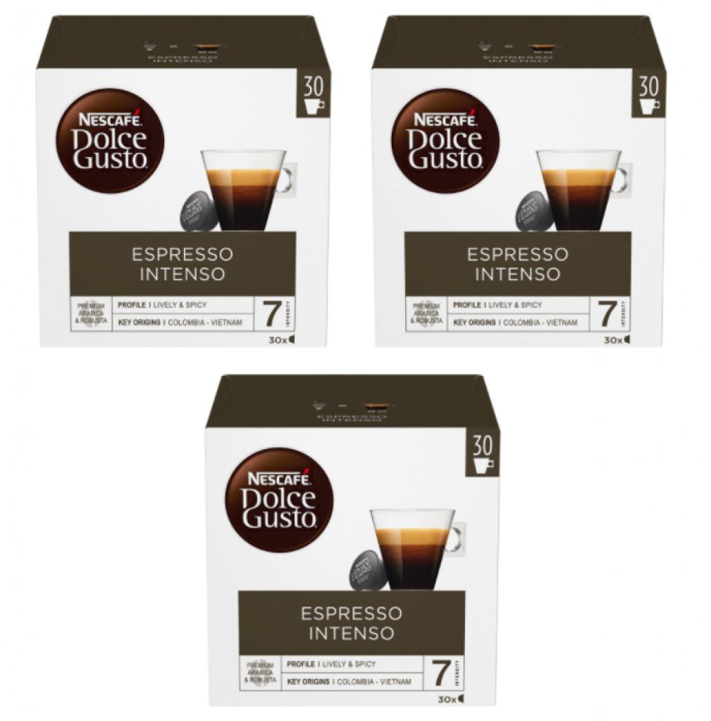 Капсули Долче Густо Espresso Intenso