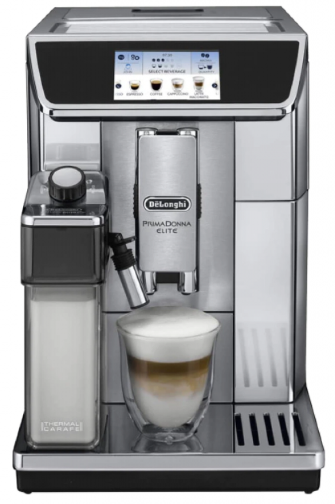 Кафеавтомат DeLonghi Primadonna Elite ECAM 650.75MS