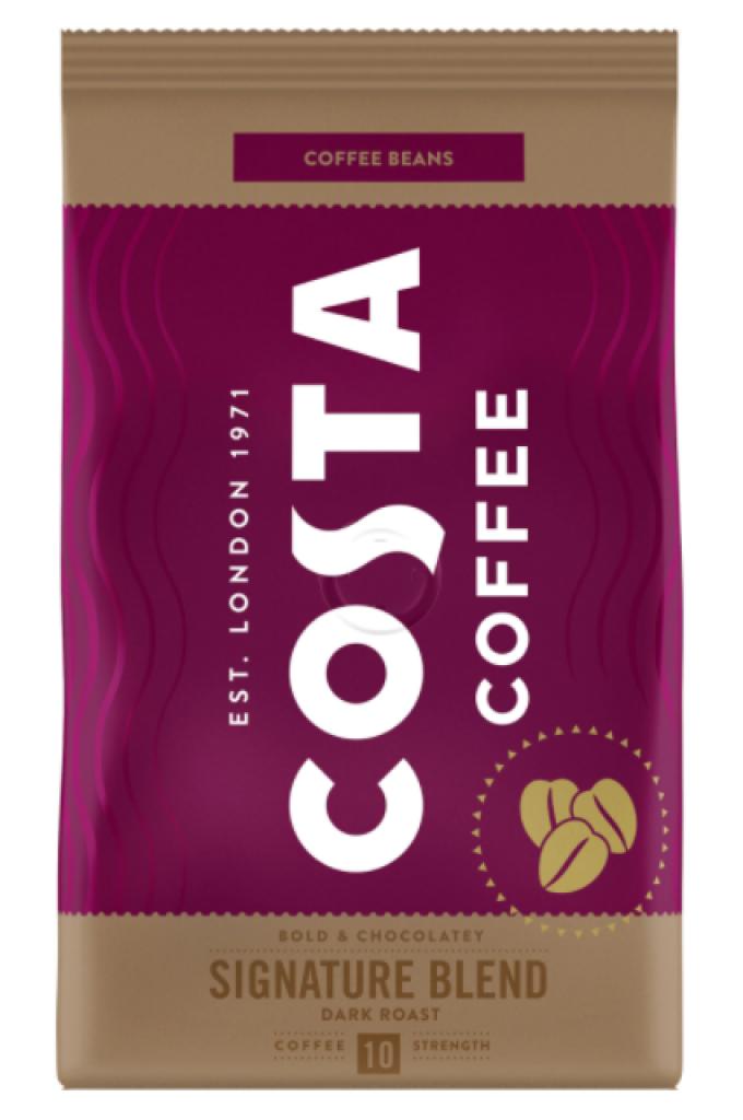 Кафе на зърна Costa Signature Blend
