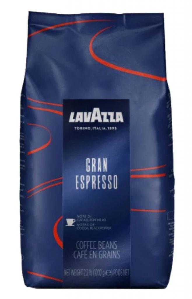 Кафе на зърна Lavazza Gran Espresso