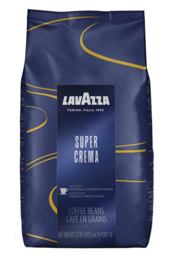 Кафе на зърна Lavazza Super Crema