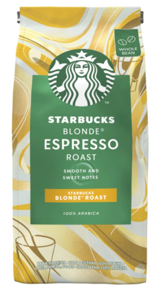 Кафе на зърна Starbucks Blonde Espresso Roast