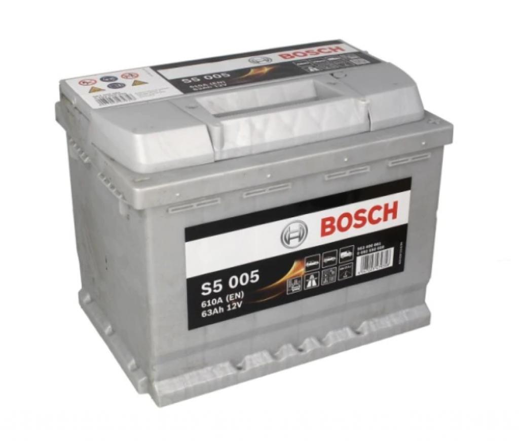 Акумулатор BOSCH S50
