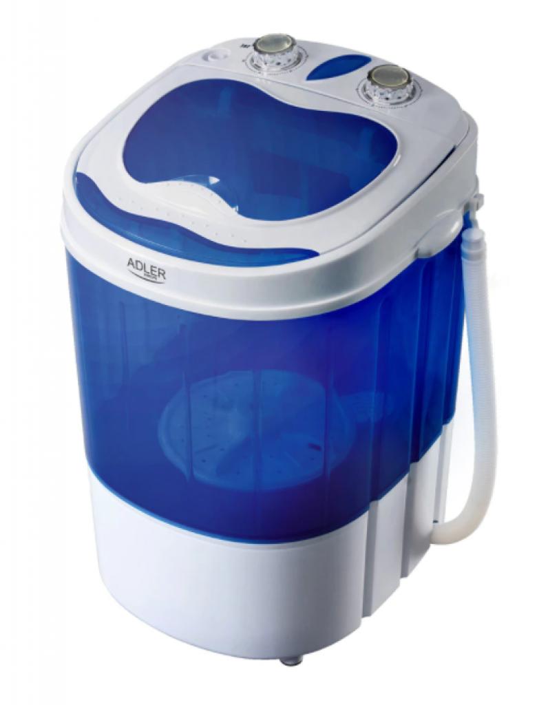 Мини пералня с центрофуга Adler AD 8051