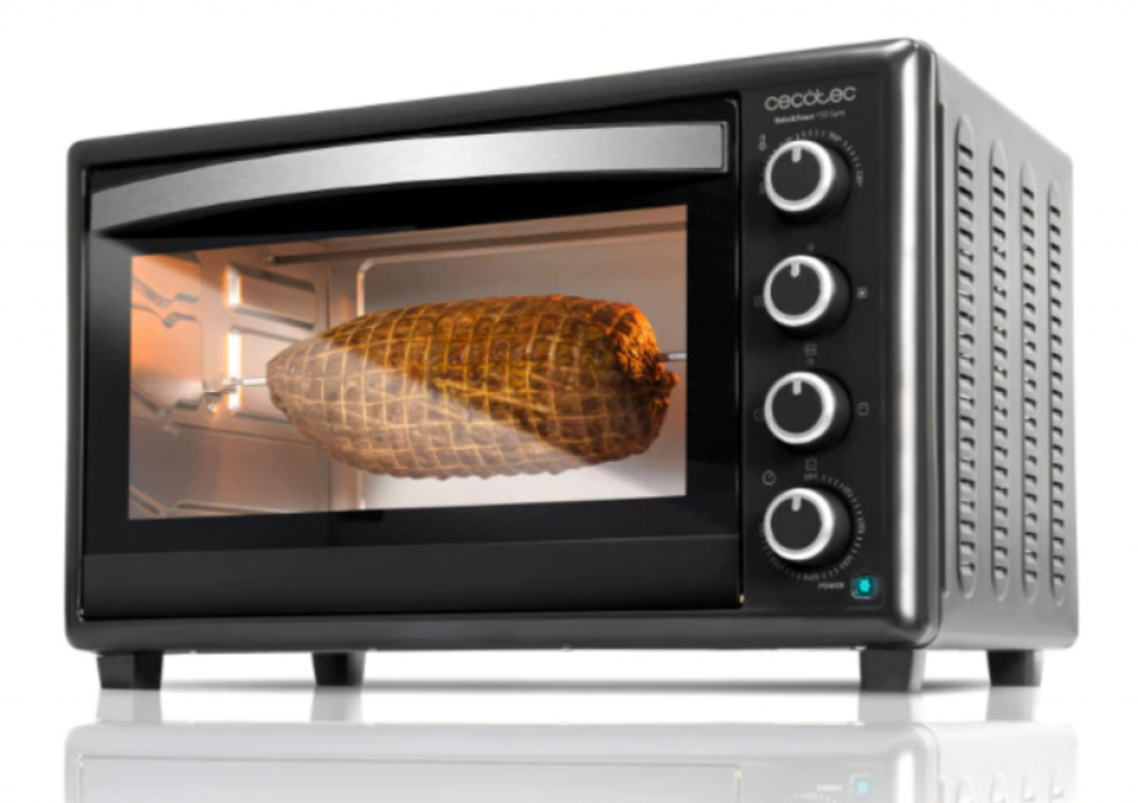 Мини фурна с грил-шиш Cecotec Bake&Toast 750 Gyro