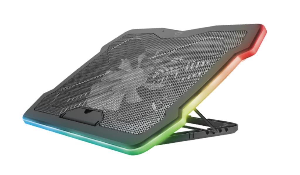Охладител за лаптоп Trust GXT 1126 Aura