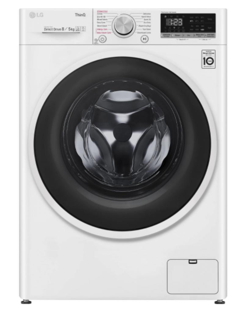 Пералня със сушилня LG F4DT408AIDD