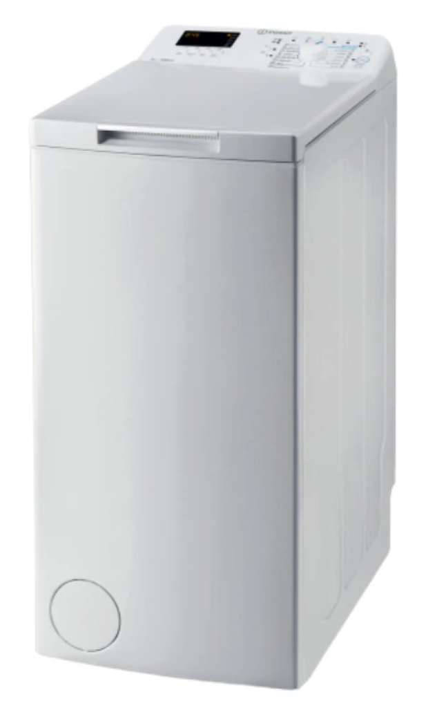 Пералня с горно зареждане Indesit BTWS72200EUN