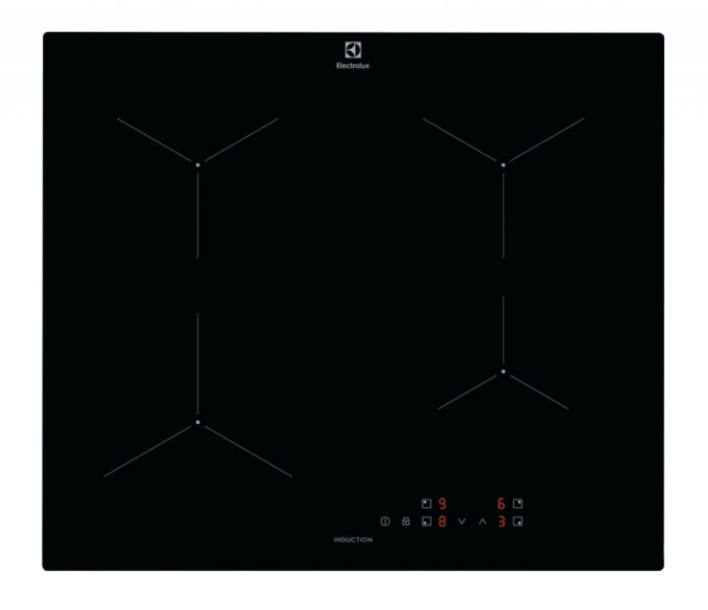 Плот за вграждане Electrolux LIL61424C, Индукция