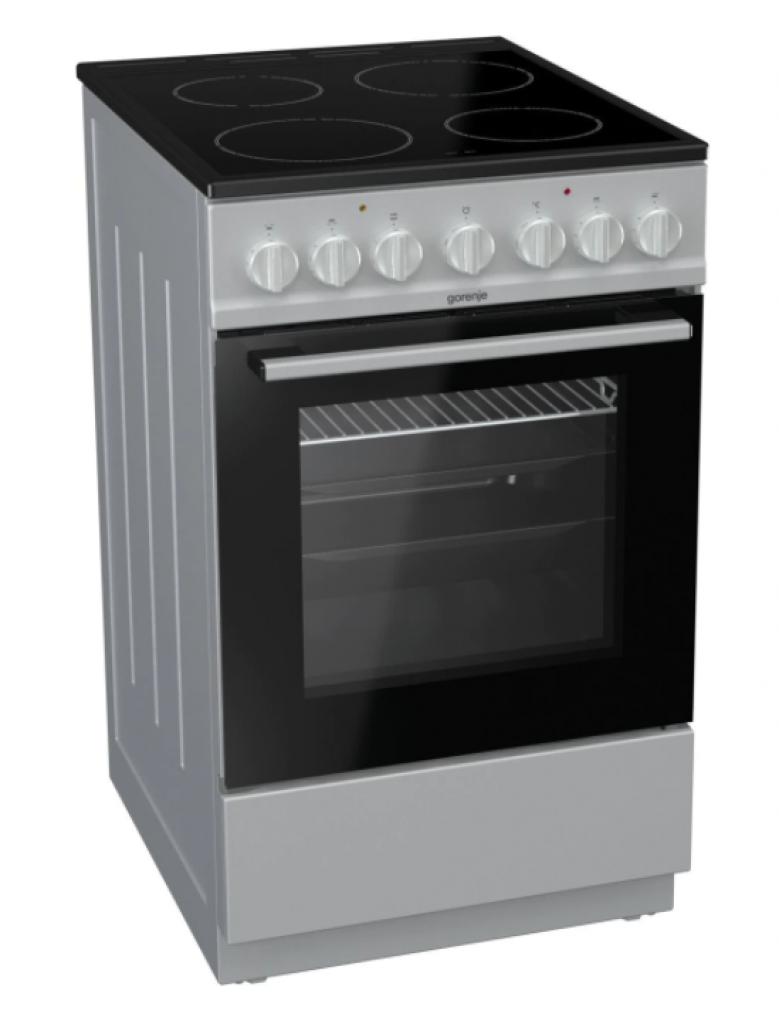 Стъклокерамична готварска печка Gorenje EC5241SG