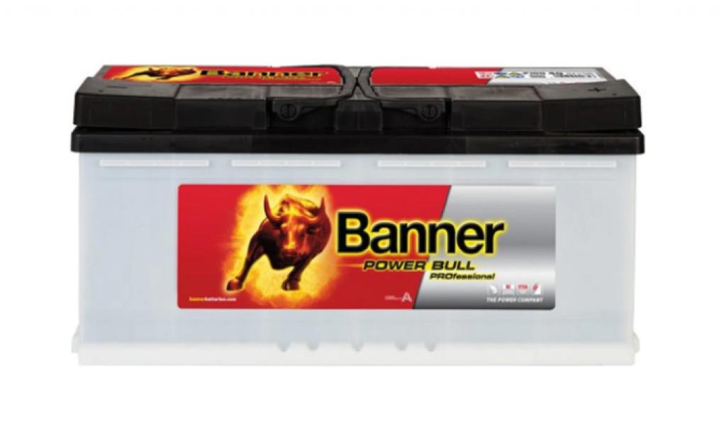 Акумулатор BANNER Power Bull Pro