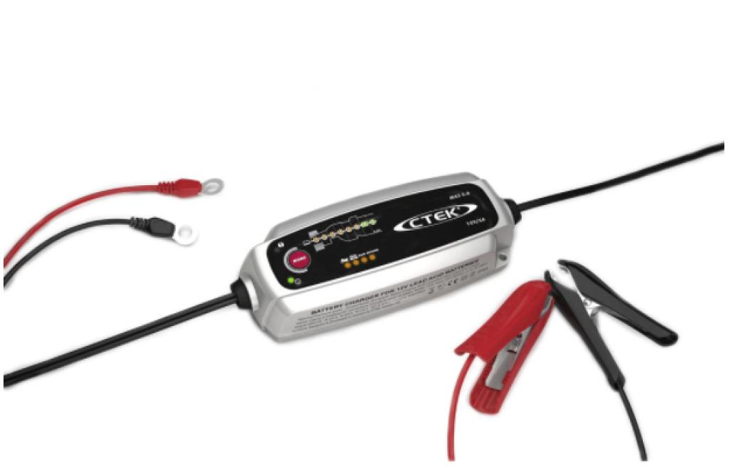 Зарядно за акумулатор CTEK, 56-999 MXS 5.0