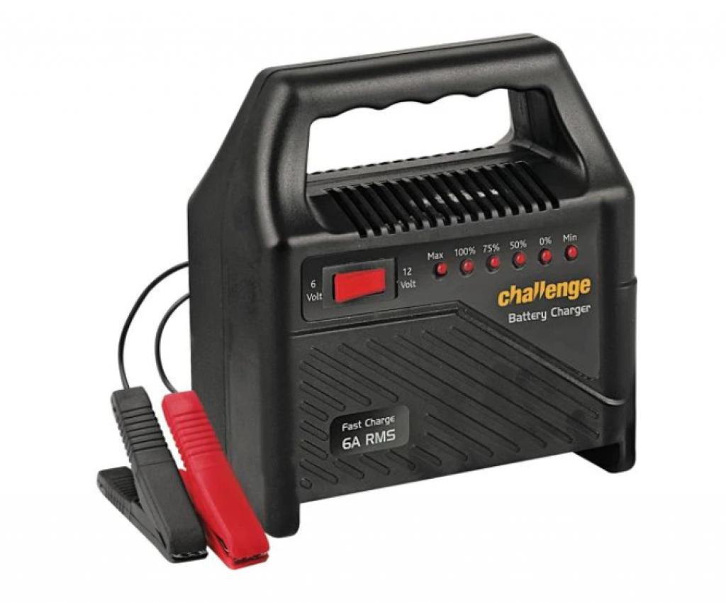 Зарядно за акумулатор Challenge