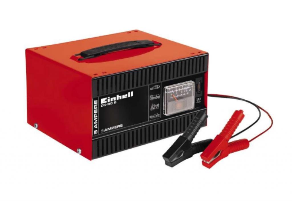 Зарядно за акумулатор Einhell CC-BC 5