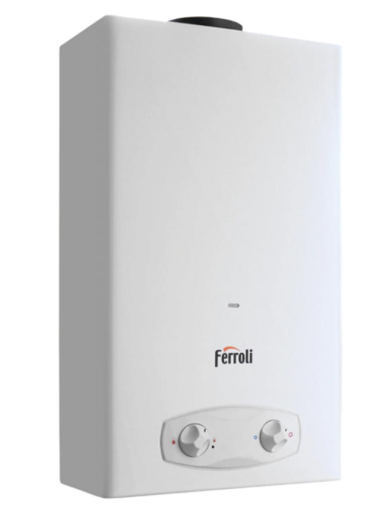 Газов проточен бойлер Ferroli ZEFIRO PRO 11 GN