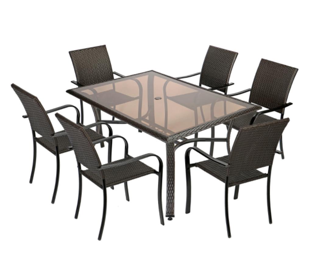 Комплект мебели за градина тераса Kring Amalfi
